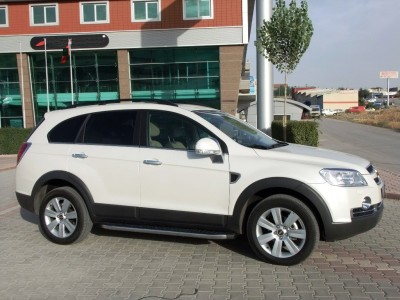 Chevrolet Captiva Helios Running Boards