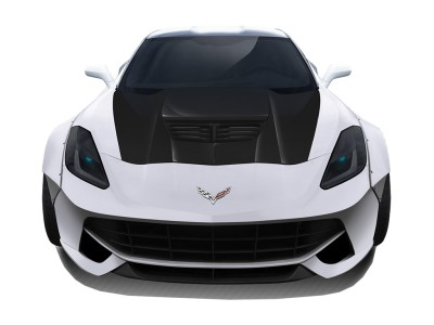Chevrolet Corvette Apex Carbon Fiber Hood
