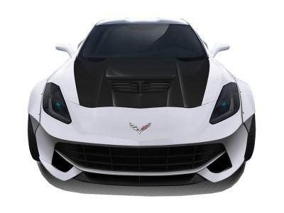 Chevrolet Corvette Apex Carbon Motorhaube
