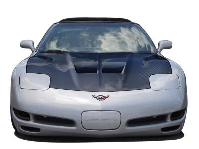 Chevrolet Corvette C5 GTX Carbon Motorhaube