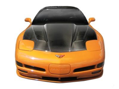 Chevrolet Corvette C5 Helios Carbon Motorhaube