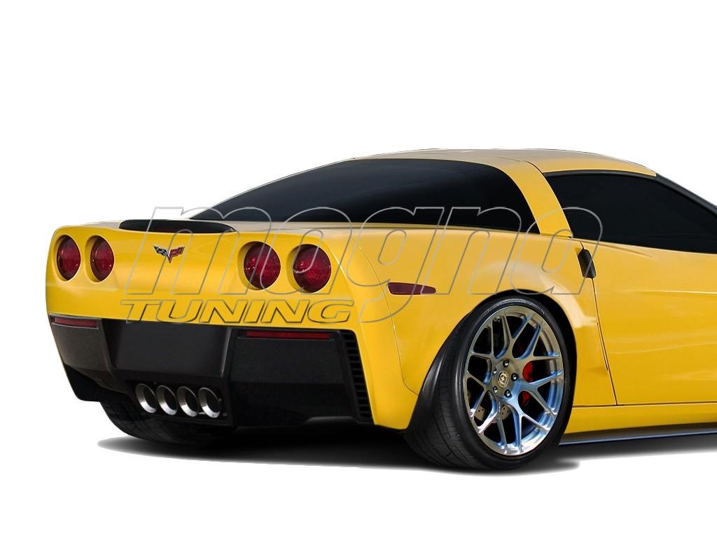 Chevrolet Corvette C Stingray Look Body Kit Picture on 2005 Chevrolet Corvette C6