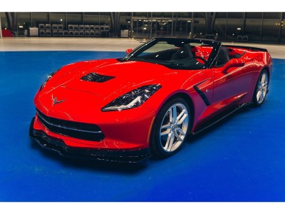 Chevrolet Corvette MX Front Bumper Extension