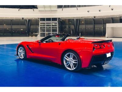 Chevrolet Corvette MX Heckansatze