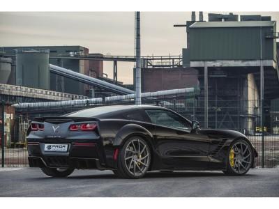 Chevrolet Corvette Stringray Exclusive Heckansatz