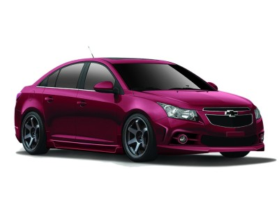 Chevrolet Cruze Body Kit X-Tech