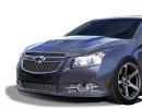Chevrolet Cruze Stingray-Look Carbon Fiber Hood
