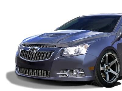 Chevrolet Cruze Stingray-Look Carbon Motorhaube