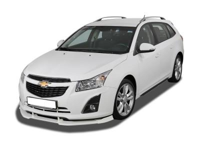 Chevrolet Cruze V2 Front Bumper Extension