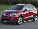 Chevrolet Trax Helios Running Boards