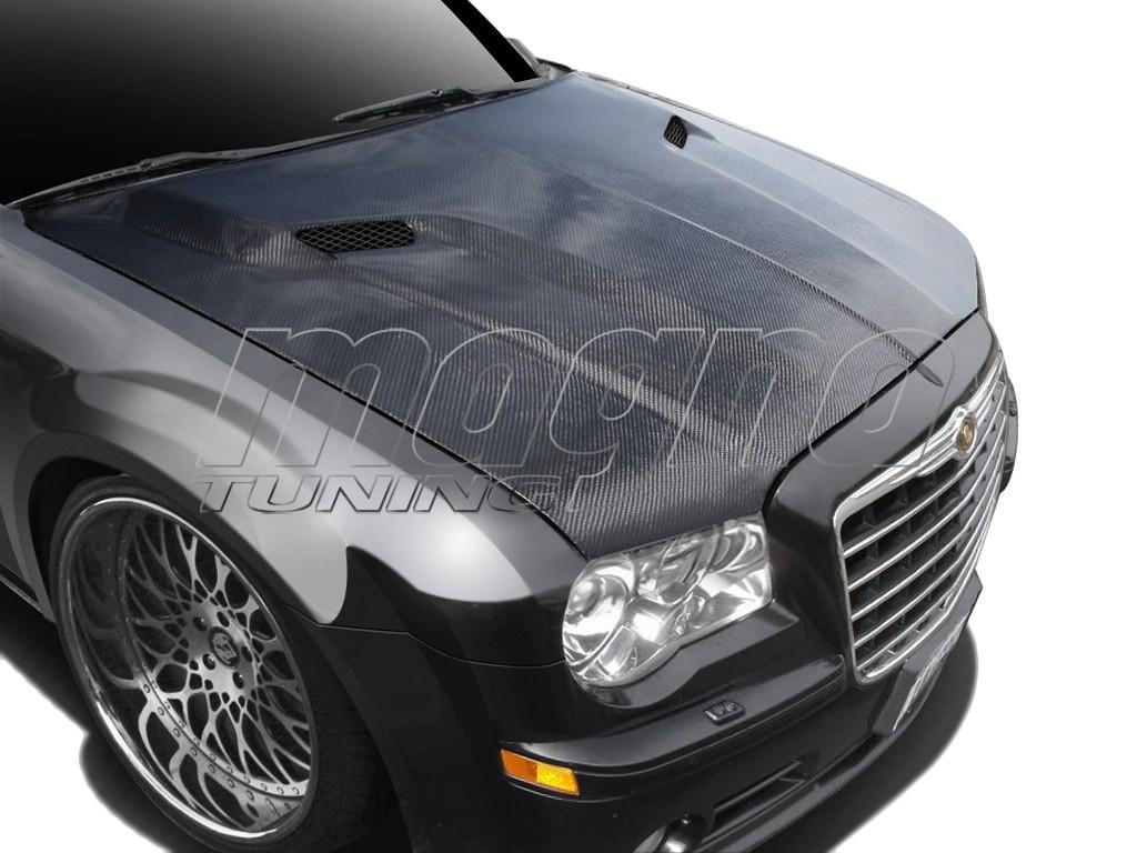 Chrysler 300C MK1 Veneo Carbon Motorhaube