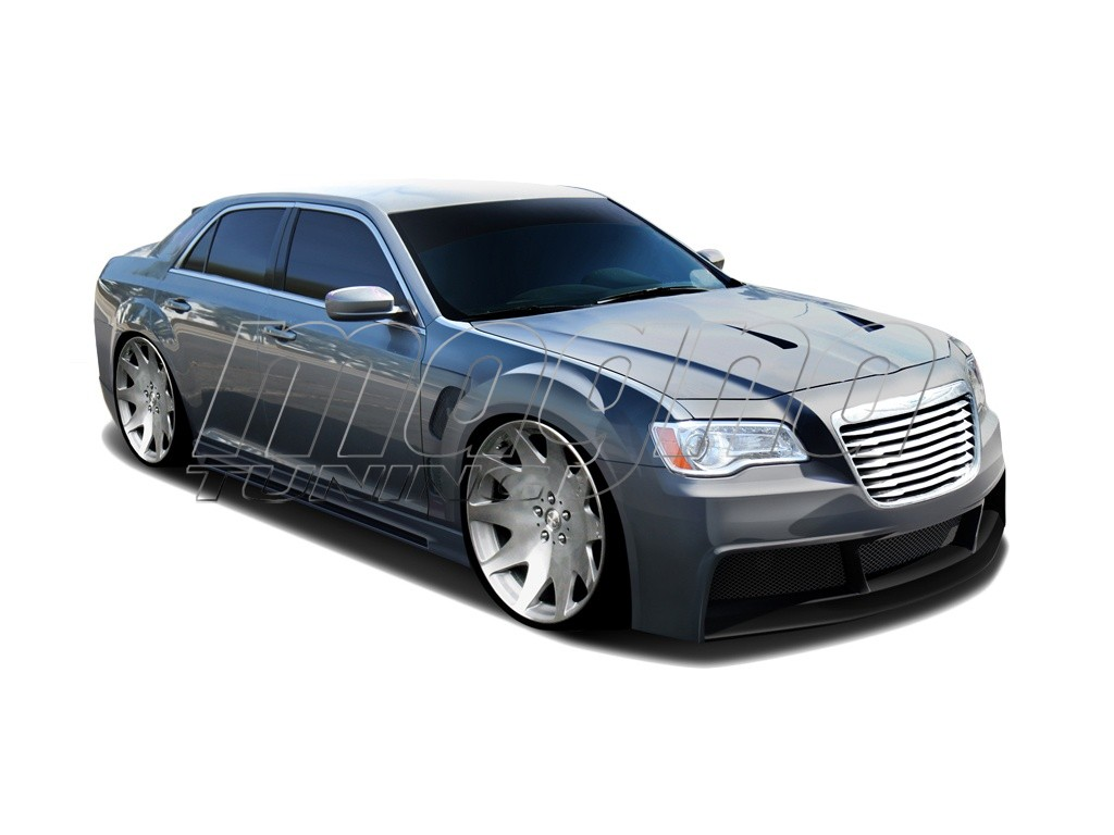 Chrysler 300C MK2 Evolva Body Kit