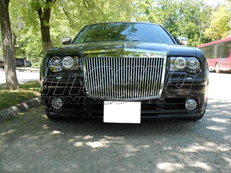 chrysler 300c rolls royce look front bumper. Black Bedroom Furniture Sets. Home Design Ideas