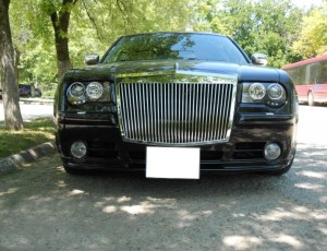 Chrysler 300C Rolls-Royce-Look Frontstossstange