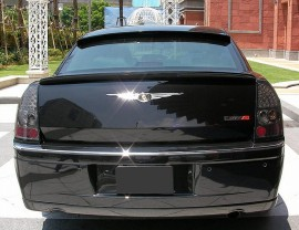 Chrysler 300C SRT-Line Heckflugel