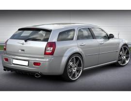 Chrysler 300C Variant Vortex Rear Bumper Extension