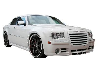 Chrysler 300C Vortex Front Bumper Extension
