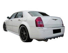 Chrysler 300C Vortex Rear Bumper Extension
