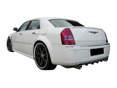 Chrysler 300C Vortex Rear Bumper Extension