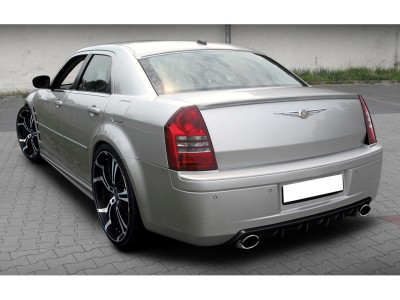 Chrysler 300C Vortex Rear Wing