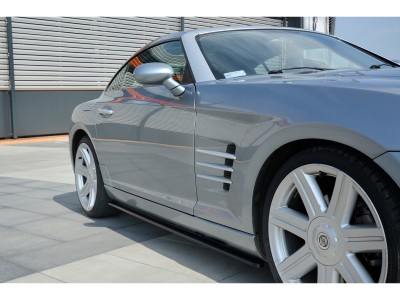 Chrysler Crossfire Extensii Praguri MX