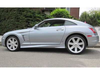 Chrysler Crossfire Speed Side Skirts