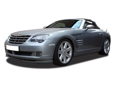 Chrysler Crossfire Verus-X Elso Lokharito Toldat