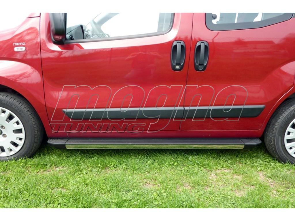 Citroen Berlingo MK2 Trax Trittbretter