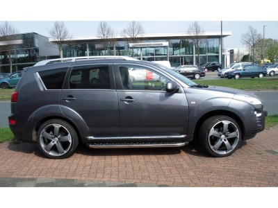 Citroen C-Crosser Helios Running Boards