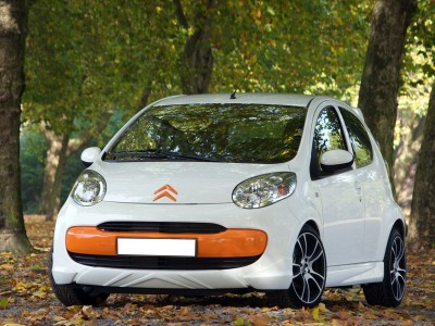 Citroen C1 Body Kit Mystic