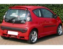 Citroen C1 Street Rear Bumper Extension