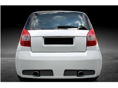 Citroen C2 Boomer-Design Rear Bumper