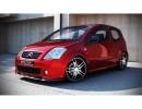 Citroen C2 MX Front Bumper Extension