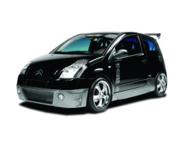 Citroen C2 VTS/VTR Devil Body Kit