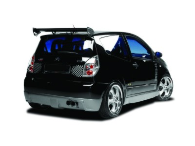 Citroen C2 VTS/VTR Devil Rear Bumper Extension