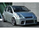 Citroen C2 VTS/VTR FR Wide Body Kit