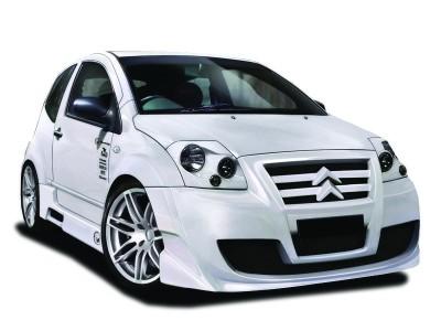 Citroen C2 VTS/VTR Proteus Front Bumper