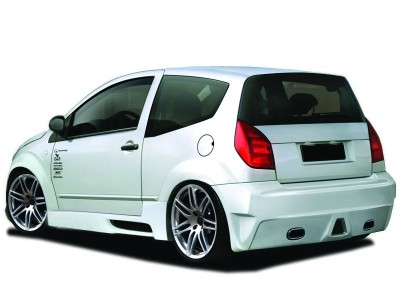 Citroen C2 VTS/VTR Proteus/FR Side Skirts