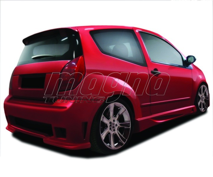 Citroen C2 VTS/VTR Navajo Body Kit