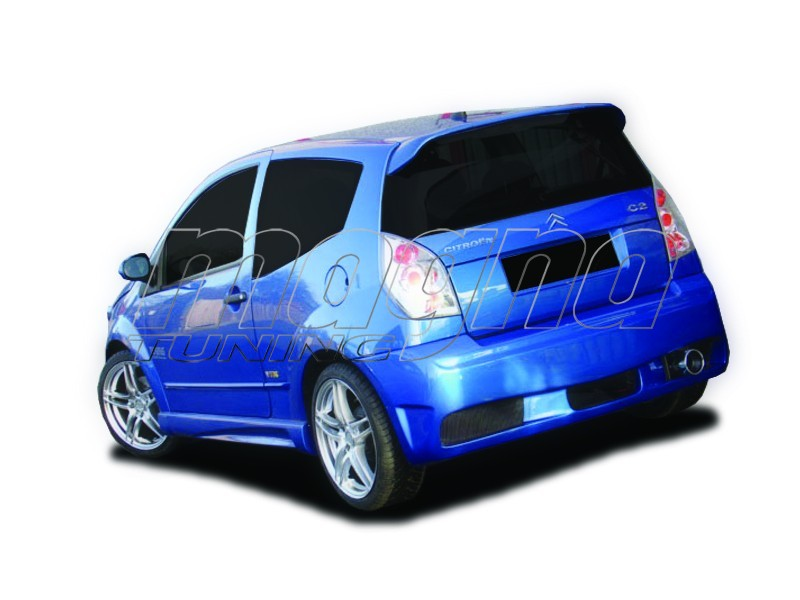 Citroen C2 VTS/VTR Shinobi Body Kit