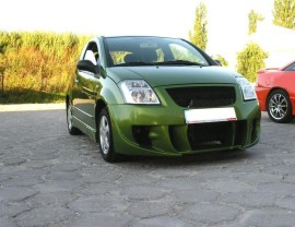 Citroen C2 Wasp Body Kit