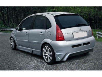 Citroen C3 DB9 Side Skirts