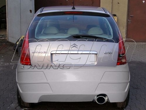 Citroen C3 EDS Body Kit
