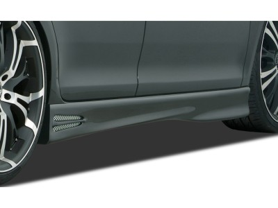 Citroen C3 MK2 GT5 Side Skirts