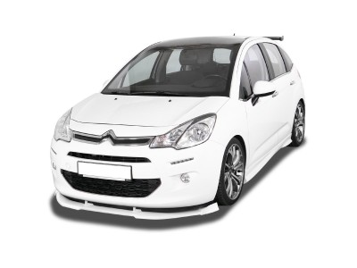 Citroen C3 MK2 Speed Side Skirts