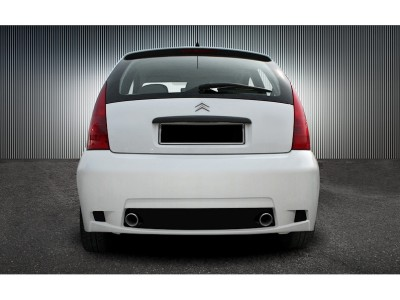 Citroen C3 Polar Rear Bumper