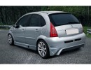 Citroen C3 Shooter Rear Bumper