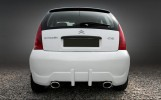 Citroen C3 Straight Body Kit