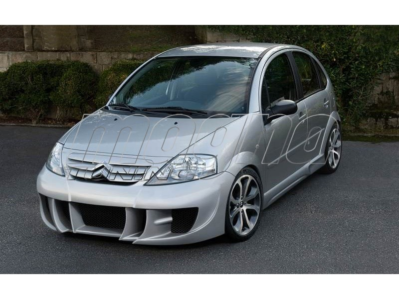 Citroen C3 Wasp Body Kit