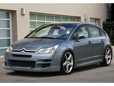 Citroen C4 5 Turen Devil Body Kit